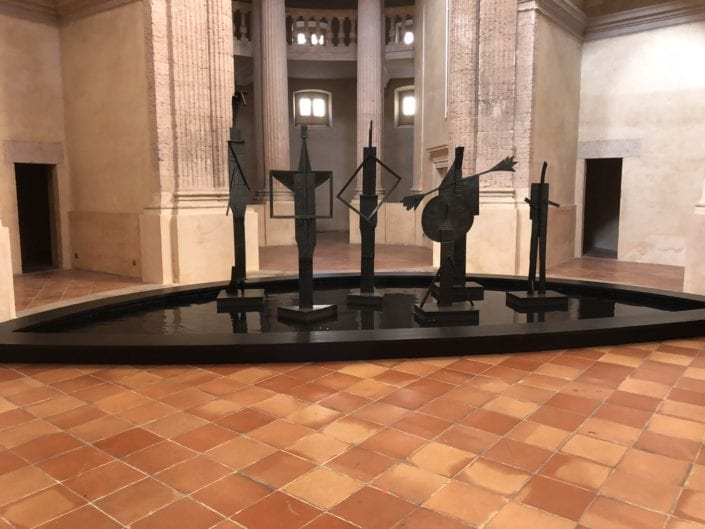 decor museographique picasso