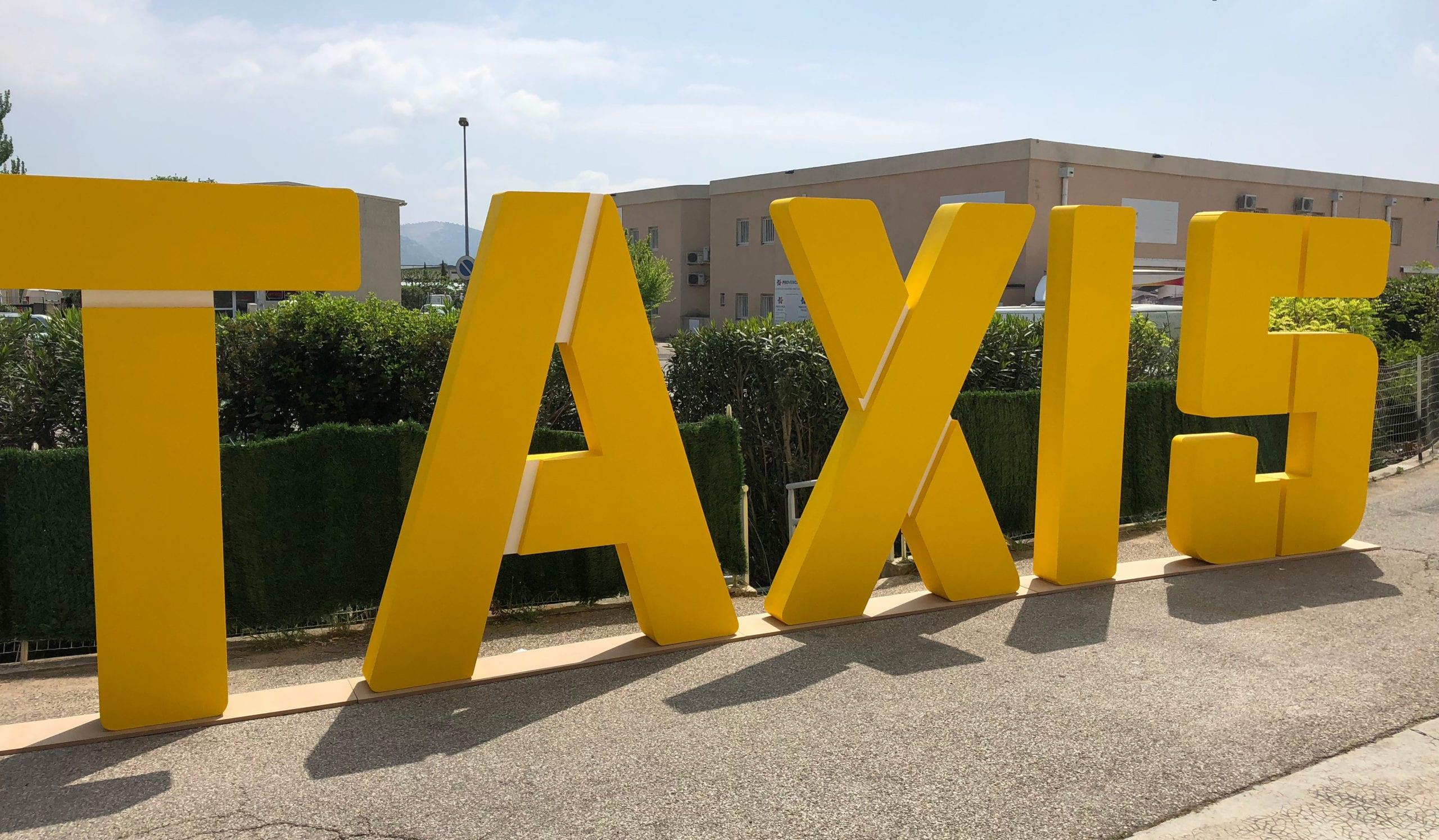 lettres clip rap taxi 5