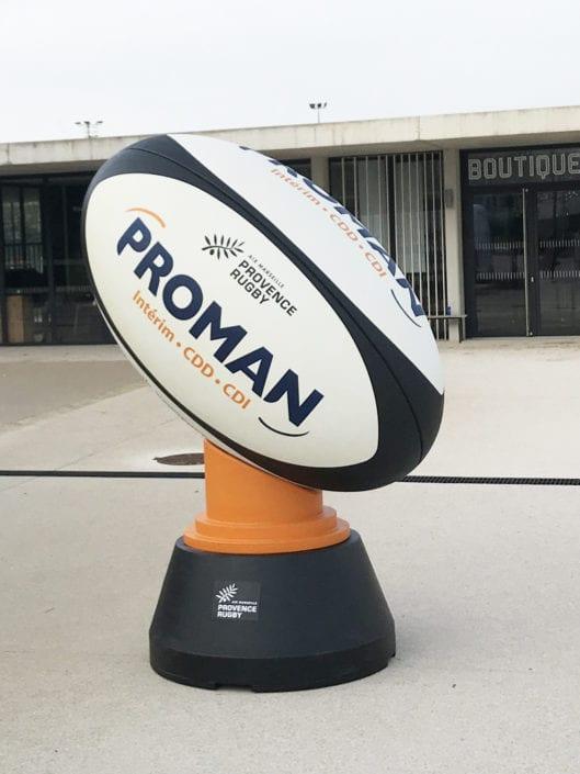 objets-xxl-en-polystyrène-ballon-de-rugby-3D-proman