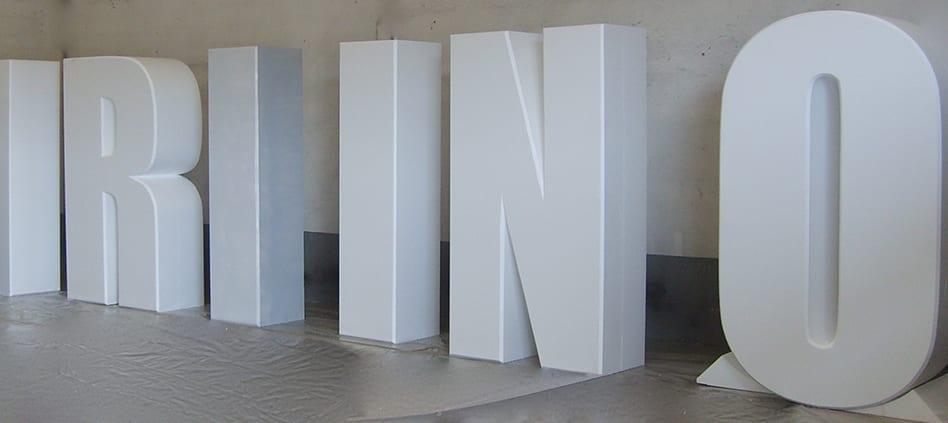 lettres géantes total