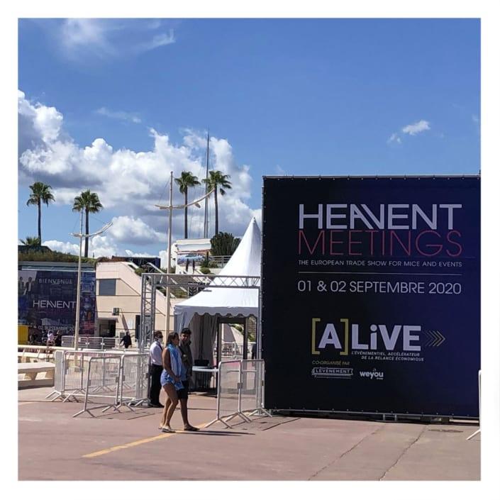 HEAVENT - salon heavent meeting 2020