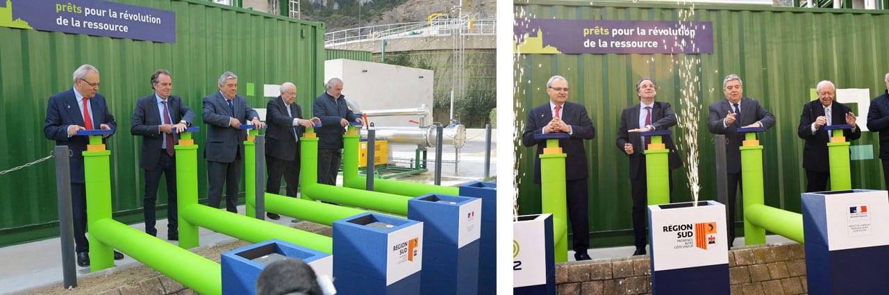 geste_inaugural - geste-inaugural-usine-biomethane