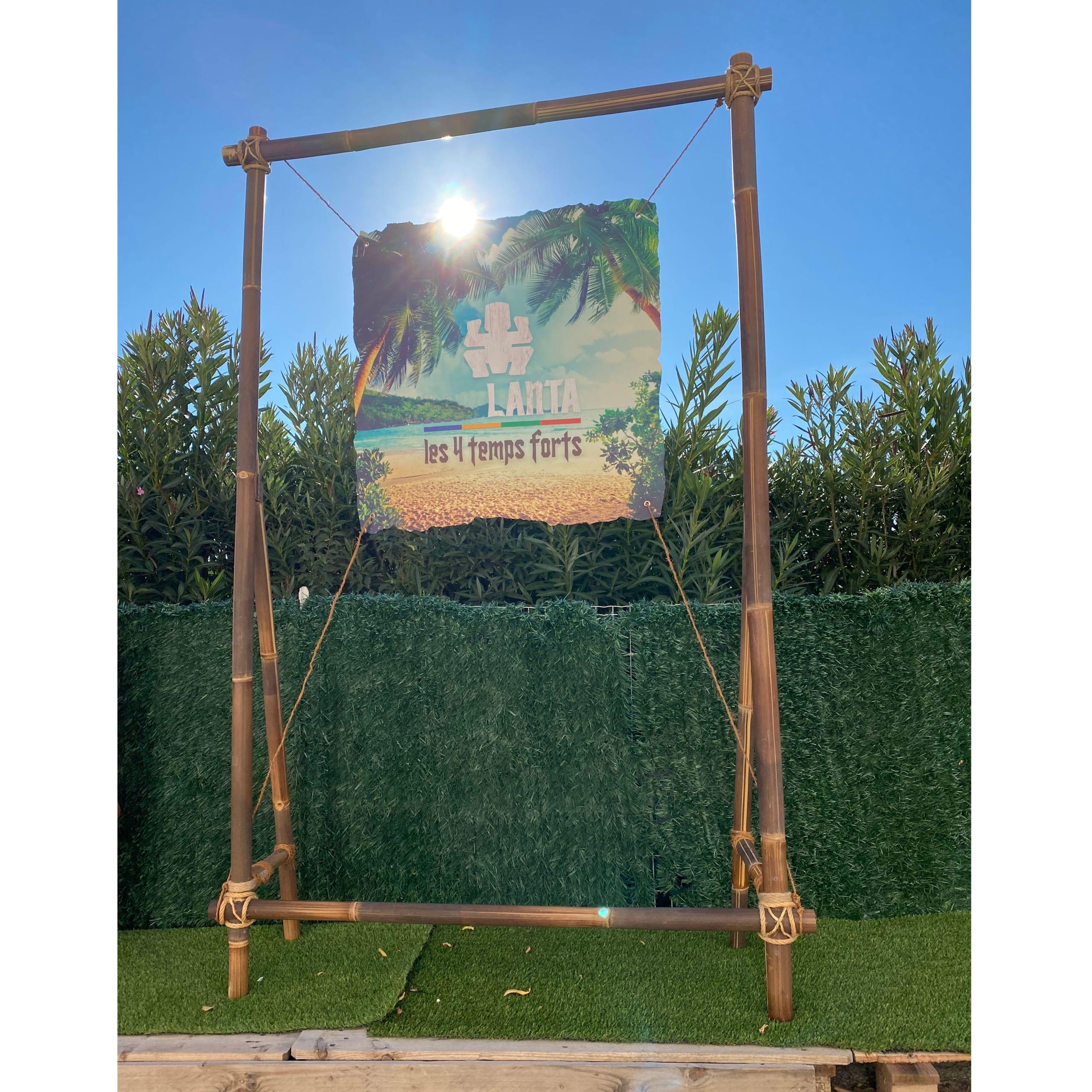 élément-de-décor-bambous-koh-lanta